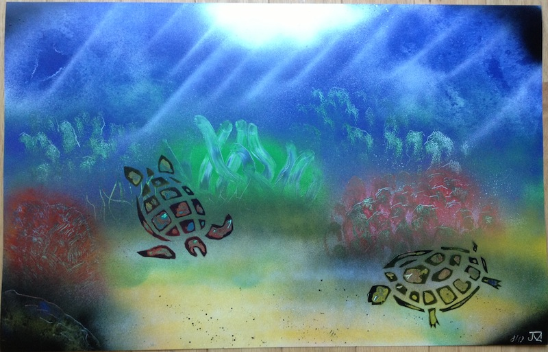 spray paintings for sale online