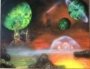 Alien Capitol City