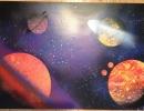 Vibrant Spacescene 1