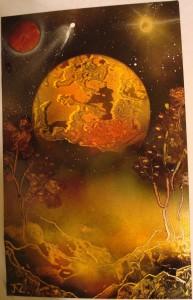 Desert Planet - Sold -